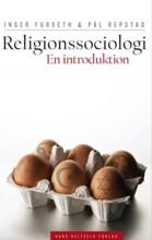 religionssociologi - bog