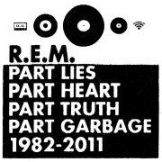 r.e.m - part lies part heart part truth part garbage - cd