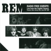 r.e.m - radio free europe: live from the capitol theatre, passaic, new jersey, usa, june 9th 1984 - Vinyl / LP