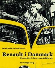 renault i danmark - bog