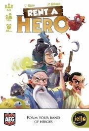 rent a hero - engelsk - Brætspil