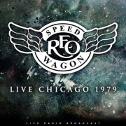 reo speedwagon - live chicago - 1979 - Vinyl / LP