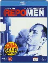 repo men - Blu-Ray