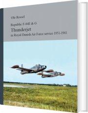 republic f-84e 6 g thunderjet - bog
