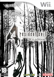 resident evil 4: wii edition - wii