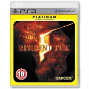 resident evil 5 platinum - PS3