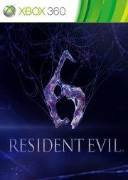 resident evil 6 (nordic) - xbox 360