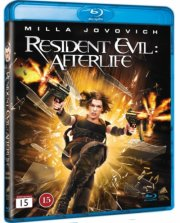 resident evil - afterlife - Blu-Ray