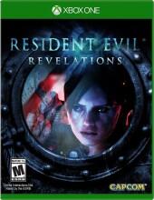 resident evil revelations hd - xbox one