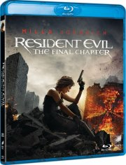 resident evil 6 - the final chapter - Blu-Ray