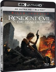 resident evil 6 - the final chapter - 4k Ultra HD Blu-Ray