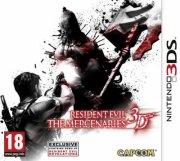 resident evil: the mercenaries 3d - nintendo 3ds