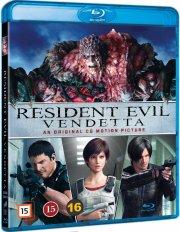 resident evil - vendetta - Blu-Ray