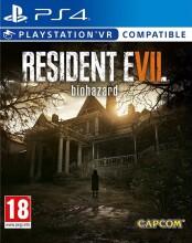 resident evil vii (7) - PS4