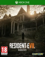 resident evil vii (7) - xbox one