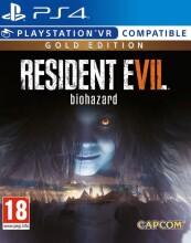 resident evil vii biohazard (7) gold edition - PS4