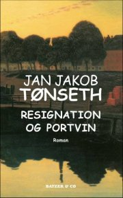 resignation og portvin - bog