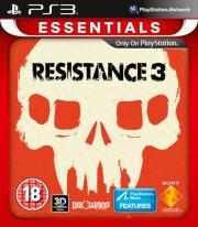 resistance 3 (essentials) - PS3