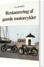 restaurering af gamle motorcykler - bog