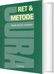 ret og metode - bog