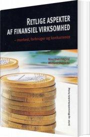 retlige aspekter af finansiel virksomhed - bog