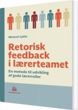 retorisk feedback i lærerteamet - bog