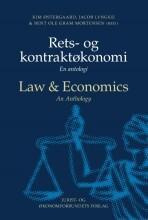 rets- og kontraktøkonomi - bog