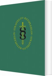 retsplejelov, straffelov 2013 - bog