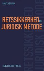 retssikkerhed og juridisk metode - bog