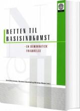 retten til basisindkomst - bog