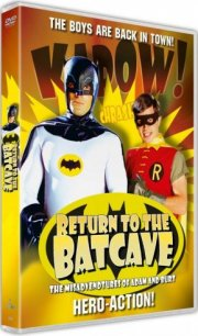 return to the batcave - DVD