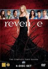 revenge - sæson 1 - DVD
