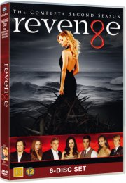 revenge - sæson 2 - DVD
