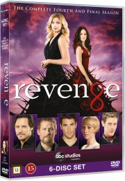revenge - sæson 4 - DVD
