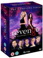 revenge - sæson 1-4 - DVD