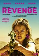 revenge - 2017 - DVD