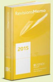 revisionsmemo 2015 - bog