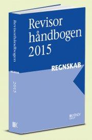 revisorhåndbogen 2015, regnskab - bog