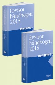 revisorhåndbogen 2015, revision - bog