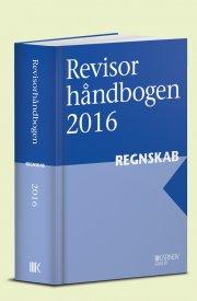 revisorhåndbogen 2016, regnskab - bog