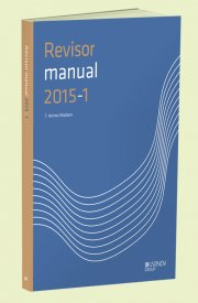 revisormanual 2015/1 - bog