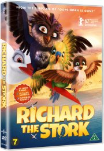 storken richard / richard the stork - DVD