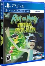 rick and morty's virtual rick-ality - PS4
