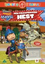 ridder mikkel: den polkaprikkede hest - DVD