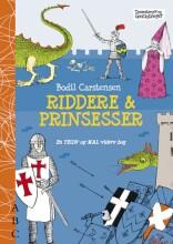 riddere og prinsesser - bog