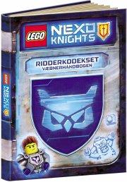 lego nexo knights: ridderkodekset - bog