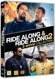 ride along 1+2 - DVD