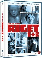 riget 1 + 2 - DVD
