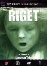 riget - lars von triertv-serie - DVD