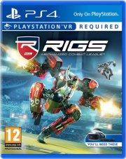 rigs: mechanized combat league (vr) - PS4